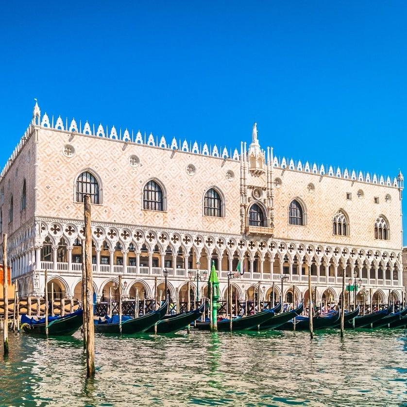 Doge's Palace Venice-847214-edited