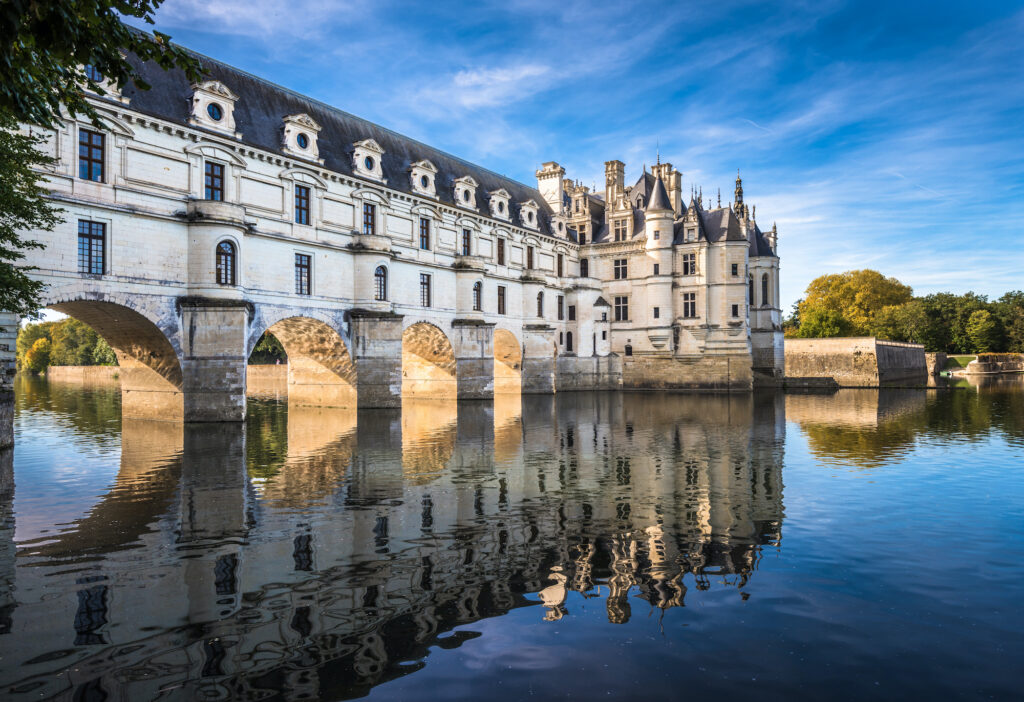 Chateau di Chenonceau