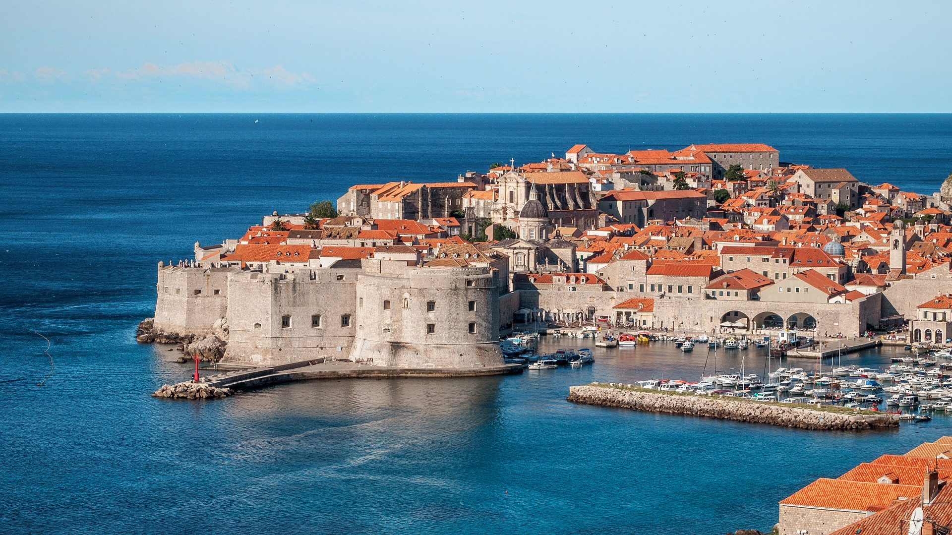 Dubrovnik Harbor