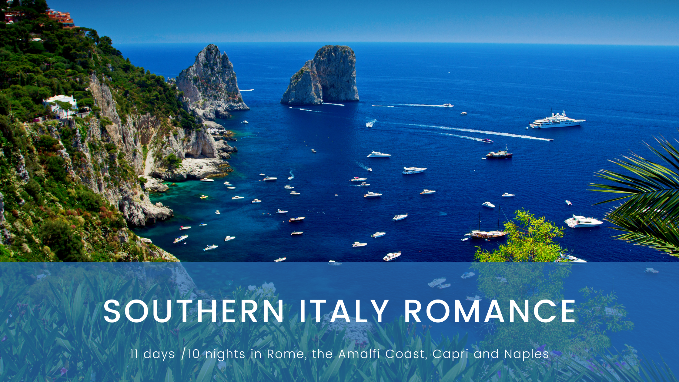 Southern Italy Romance