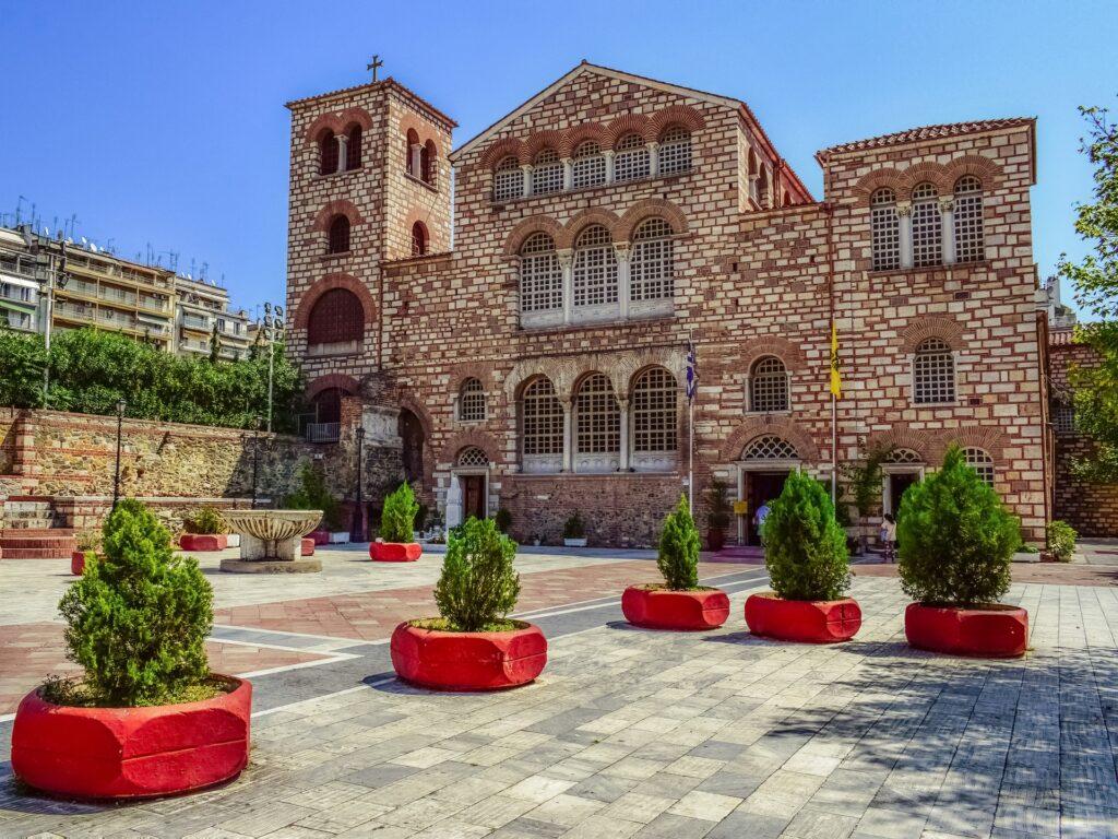 Saint Demetrius Thessaloniki