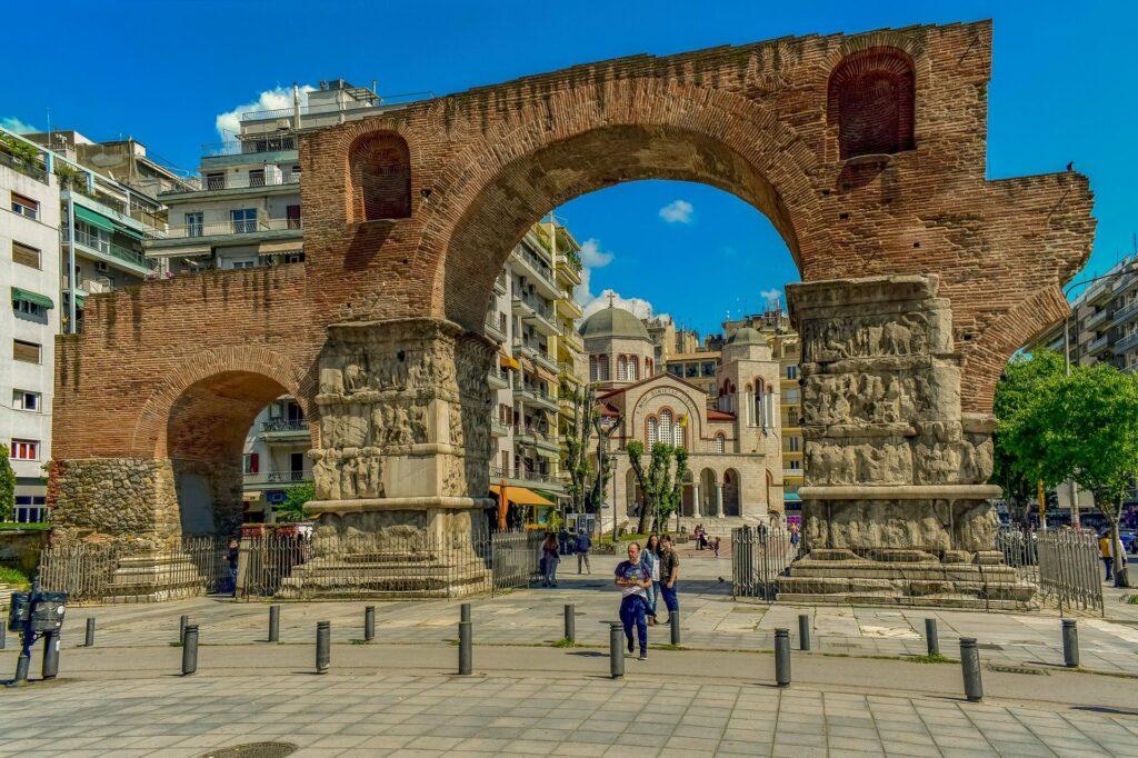Thessaloniki Old Town