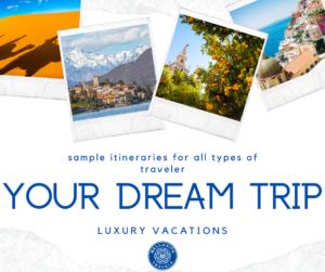 Luxury Vacations Blog