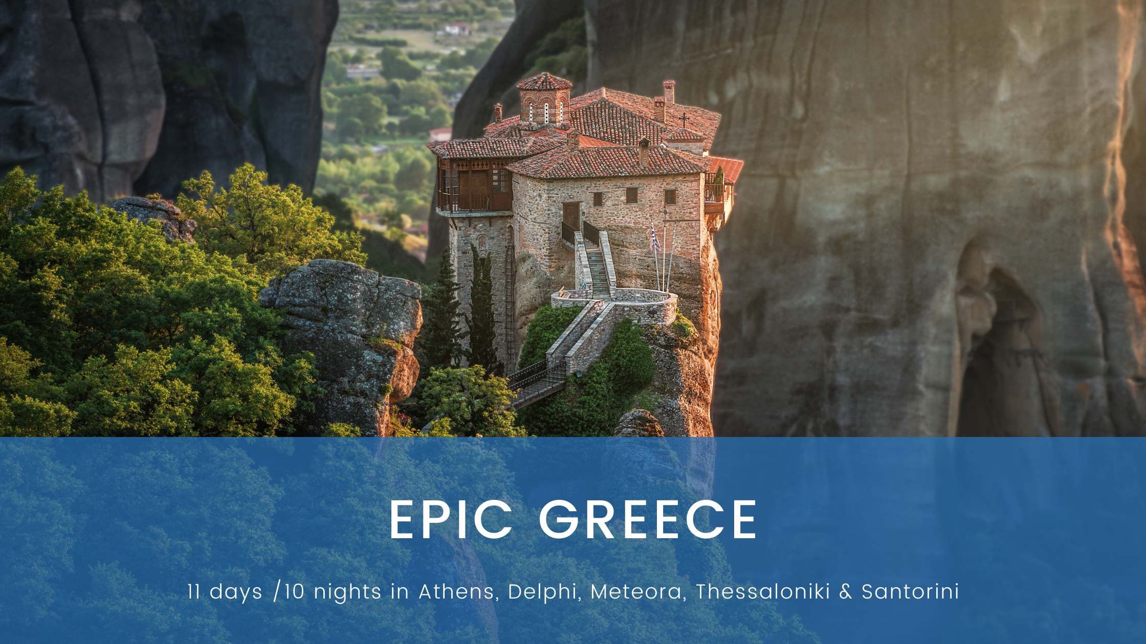 Epic Greece
