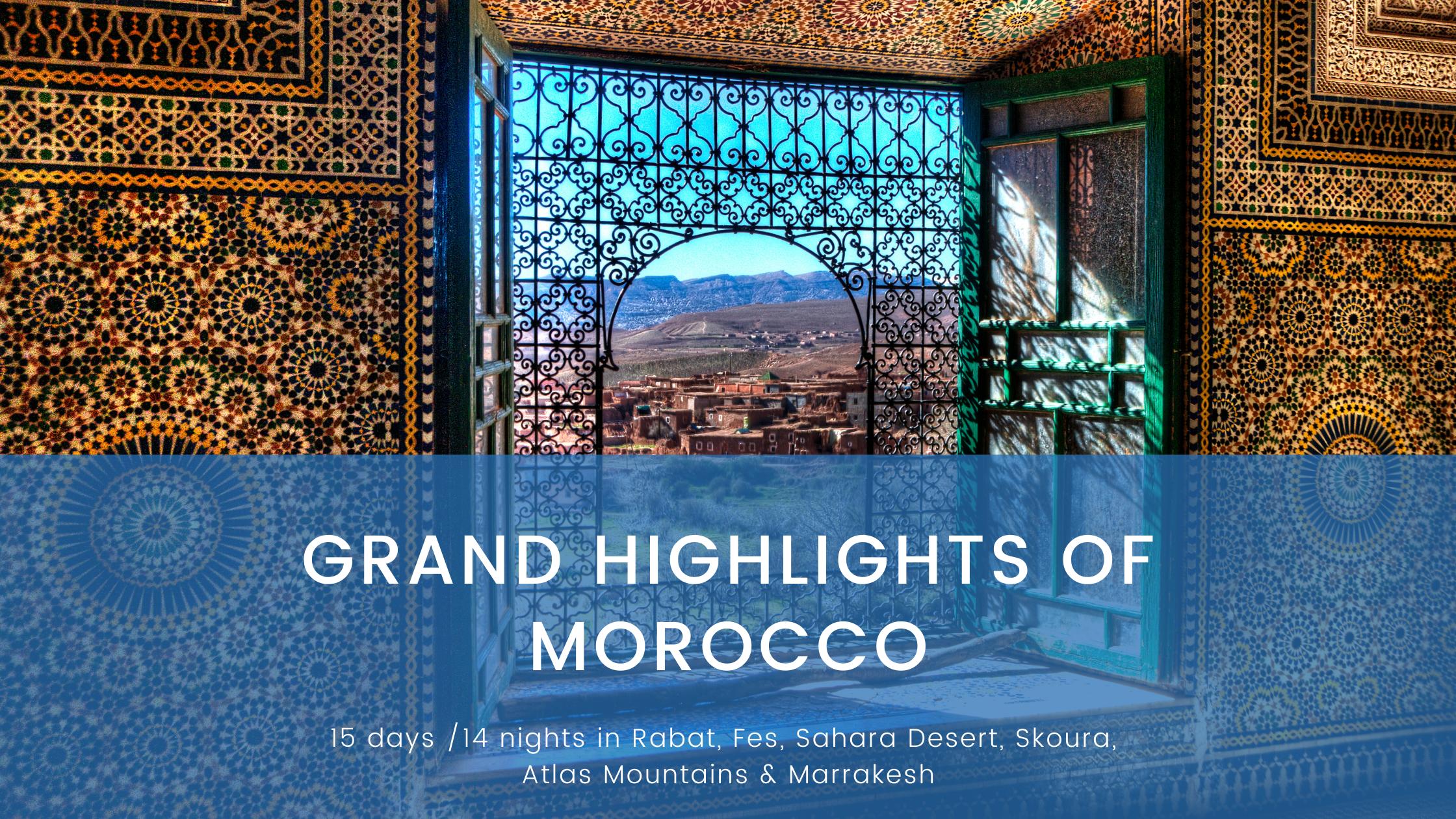 GH Morocco Luxury