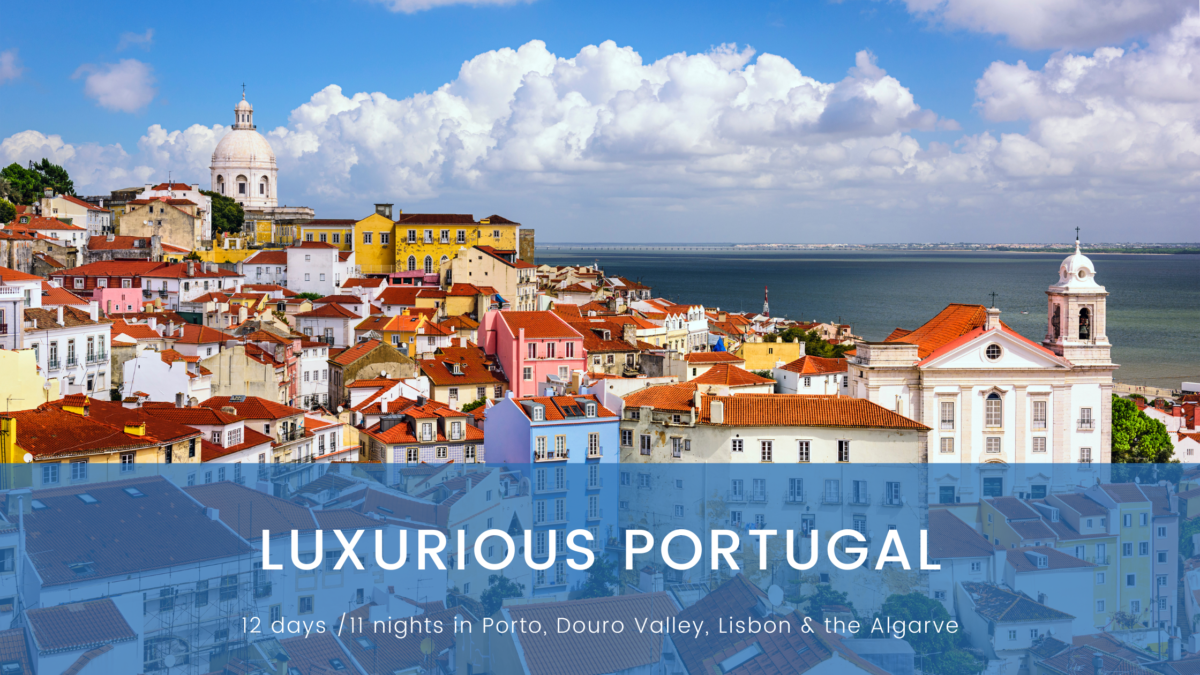 Luxurious Portgual