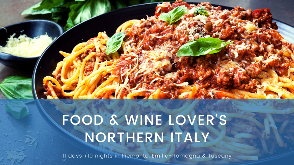 Northern Italy Food and Wine